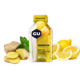 GU Energy Gel Box 24 x 32g Gingerade